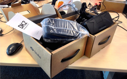 Oculus Rift DK2 Brand new and sealed Development kit 2, free shipping available to your home doorstep