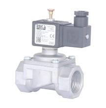 Manual Reset Gas Valve