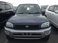 GOOD CONDITION USED CARS FOR TOYOTA RAV4 L 5D V SXA16G EXPORTED FROM JAPAN