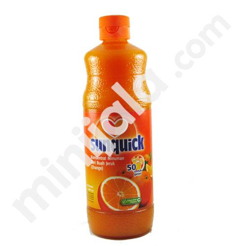 SUNQUICK juice
