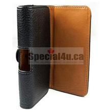 Belt Clip Leather Case-Medium Size