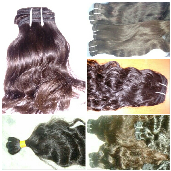 "8A grade hair.2016 New Arrival 8""-32"" Best sizes Good Feedback remy indian natural hair weaving.No shedding and No tangling"