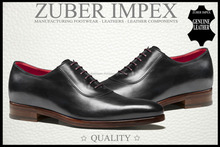 Italian Mens Leather Shoes - Business Formal High quality luxury leather shoes for men