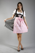 2015 NEWEST DESIGN & STYLE DIRNDL DRESS FOR LADIES