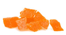 Dried Diced Apricots, From Turkey