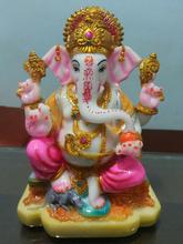 """Ganesh Idol 6.5""""/16 cm"""