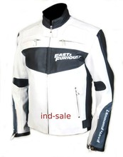 Custom Tailor Made All Sizes Genuine Leather Jacket & Fast & Furious Van Diesel