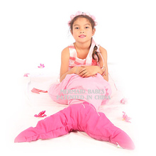 Mermaid Tail Blankets Lounge Sack Fleece Custom Sewn Girls Mermaid blanket Mermaid Tail Sleeping Bag Soft Baby Sleeping Bag