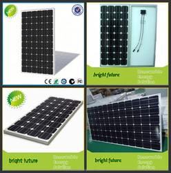 2015 Newest 230w solar panel price poly+mono
