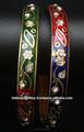 L'émail bracelets bijoux de costume de Meena