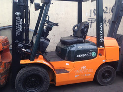 Used Toyota 3 ton Forklift,FD30 Toyota Forklift For Sale