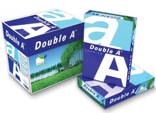 Double A A4 Copy Paper in Roll of 80gsm, 75 GSM, 70gsm