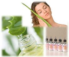 Italian natural skin care cosmetics: sensitive skin face cream & lotion