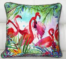 Cushion Cover - 50 * 50 Cm.- printed