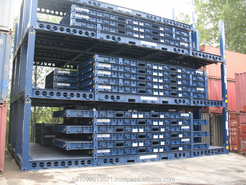 20 feet used new flat rack shipping containers for sale in dammam saudi arabia. Black Bedroom Furniture Sets. Home Design Ideas