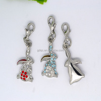 Bright Ball Shape Mobile Phone Charm Cell Phone Accessories Wholesale Jewelry # 11435