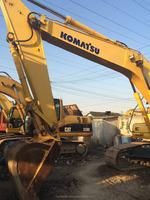 Cheap price Used Komatsu PC200-8 crawler excavator