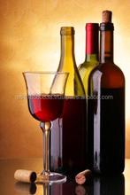 Red, Rose, White, dry, sweet Wine in bottle