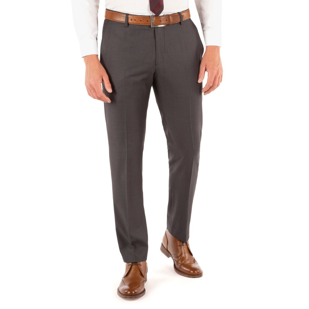 Formal Pant Trousers For Men Available With Fabrics Like T/cC/cCanvasOxfordPoplin Or By ...