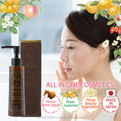 Original and Easy to use manufacturing company in japan placenta cosmetics with Moisture retention