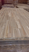 Customized polished smooth 4 side brown/white Vietnam MC 12% acacia/pine finger joint laminated wood boards