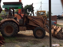 used CASE wheel loader ,small loader for sale