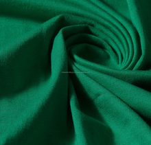 100% Cotton Single Knitted Fabric - Deep Mint