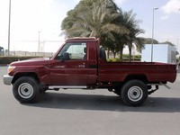 TOYOTA L.C.PICK UP PETROL WITH WINCH