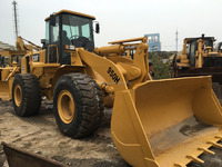 used machine 950H wheel loader made in caterpillar in good condition