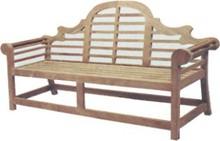 Teak Outdoor Marlboro Bench