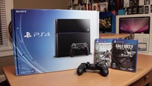 FREE SHIPPING FOR SONY PLAYSTATION 4 , PS4 , NEW , WARRANTY , ORIGINAL
