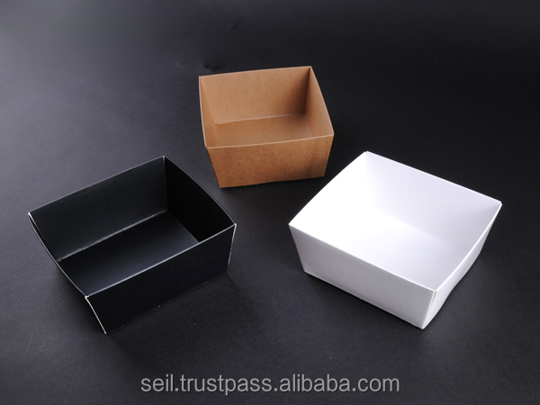 Food Grade Paper Box Takeout Takeaway Container