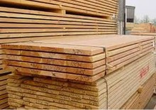 Solid Wood Boards Type and Poplar Timber Type red pine timber