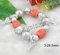 Gets.com acrylic bracelet with jute