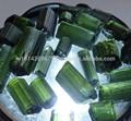 Turmalina natural de piedras preciosas en bruto en bruto 100%