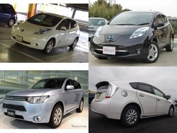 Japanese and Durable electrical used car with good fuel economy made in Japan