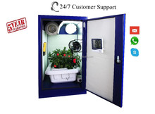 hydroponic grow box/grow cabinet/grow locker
