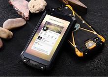 Wholesale china smartphone dual sim android 4.4 shockproof waterproof IP68 oem smartphone
