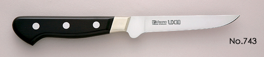 Misono beautiful kitchen knife with pure swedish steel