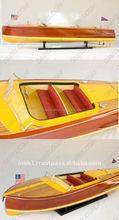 chris craft riviera lanchas de madera modelo