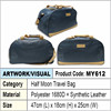 travel bag / half moon travel bag