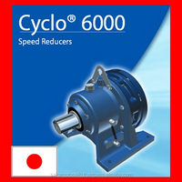 High quality ac gear motor 220v JAPAN SUMITOMO CYCLO DRIVE at reasonable prices