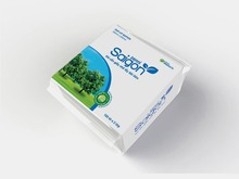 Saigon Zenni Pop-up Napkin 2 ply 100 sheets 10x20cm per pack