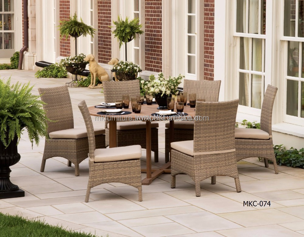 unique rattan dining room outdoor furniture hotel