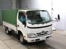 #1045 TOYOTA DYNA TRUCK FLAT BODY Chassis No : TRY230