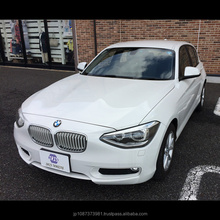 Durable genuine used BMW cars for used car market at reasonable price