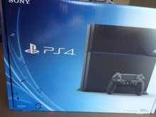 2015 best offer for SONY PLAYSTATION 4 PS4 500GB WHITE CONSOLE , 5 GAMES - ORIGINAL - FREE SHIPPING - SEALED