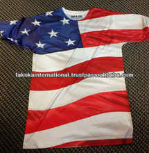 sublimation t-shirt/all over sublimation printing t-shirt/dye sublimation t-shirt printing/polyester t-shirt