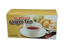 Red dates ginger tea
