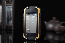 wholesale waterproof mobile phone android 4.2 MT6572 dual core GSM+WCDMA 2100Mhz very cute rugged phone